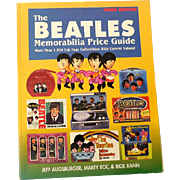 The Beatles Memorabilia Price Guide Collectors Book Third Edition