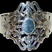 Antique Sterling Napkin Ring 1904, Hallmarked