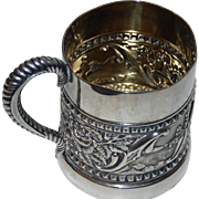 Antique Decorative Mug (Cup) by Tufts