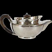 Richard & Samuel Hennell Sterling Teapot, 1803