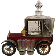 Ford Model T 1918  Music Box Scotch Decanter