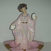 Geisha Girl Figurine