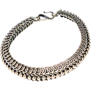 REDUCED Vintage Silver Thailand Bracelet