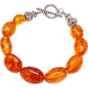 REDUCED Honey Baltic Amber Bracelet