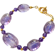 REDUCED Amethyst Bracelet