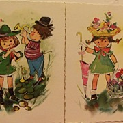 Children Postcards-Korsch Verlog