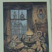 Tea Party by Anton Pieck