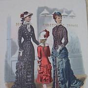 Fashion Ladies La Mode