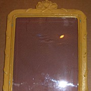 Picture Frame Iron Painted