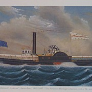 James Bard Addison E. Andrews-Paddle Steamship