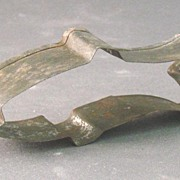 Tin Cookie Cutter Fish