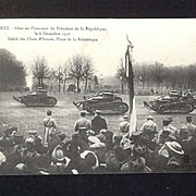 1918  World War I postcard
