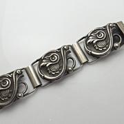 REDUCED Antique Dutch Sterling Silver Bracelet
