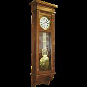 REDUCED Large Waterbury Clock Co. Jewelers Regulator #70