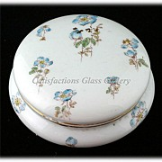 SALE Charles Field Haviland Limoges Porcelain Powder Box Jar