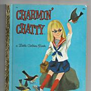 Charmin' Chatty Little Golden Book First Edition