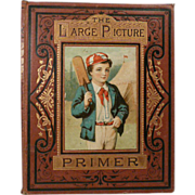 SALE The Large Picture Primer Book