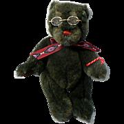 Vintage Gund Collector's Bear