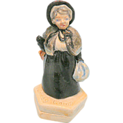 Charles Dickens Figure from Martin Chuzzlewit by Sebastion Studio