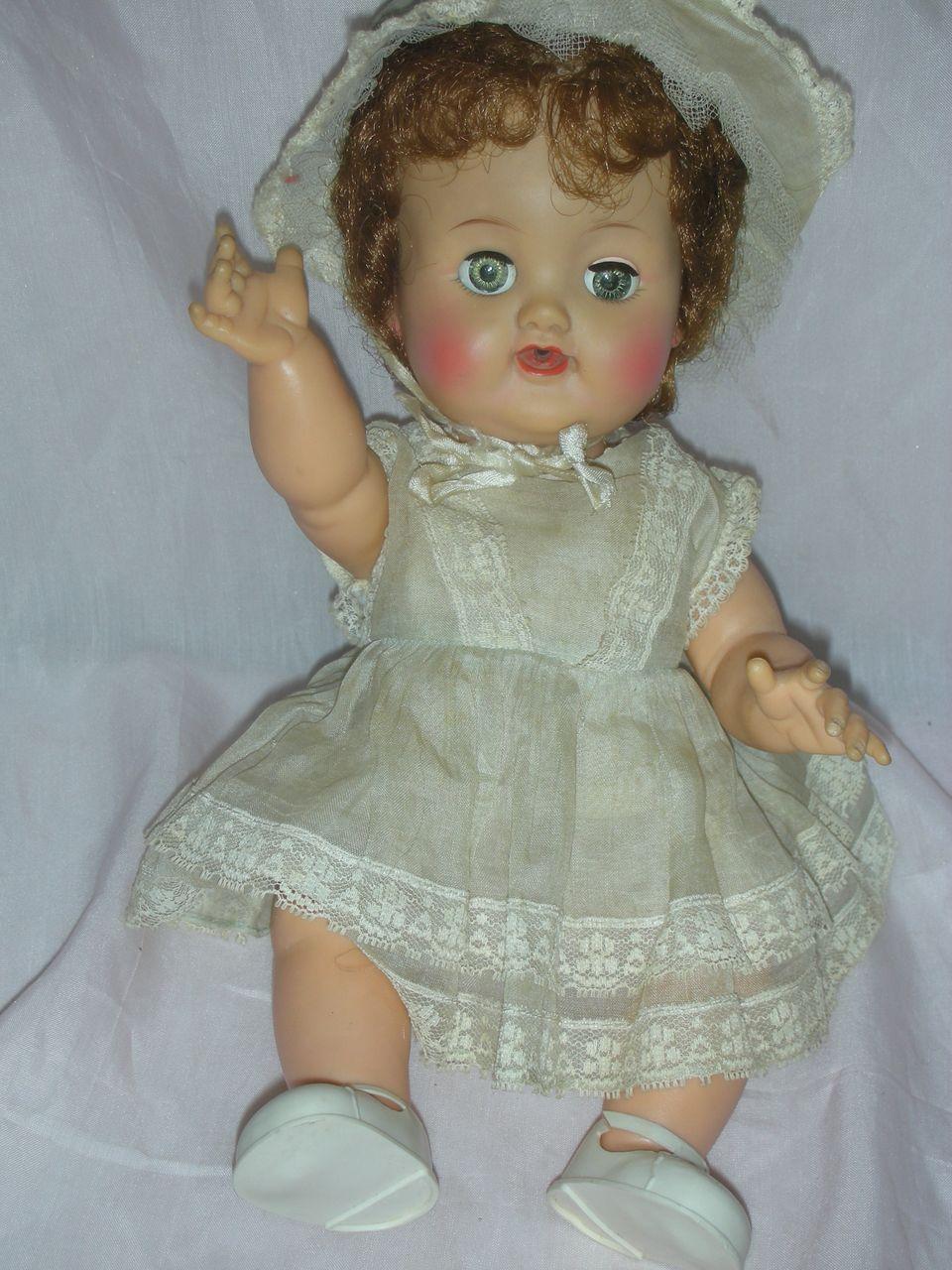 Vintage Ideal Doll 84