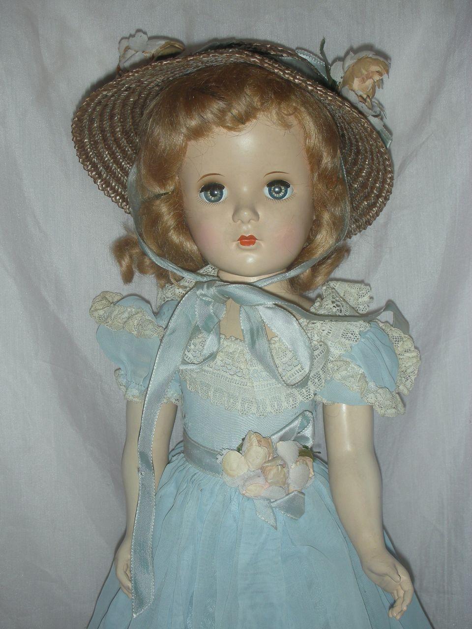 Madame Alexander Doll Vintage 77