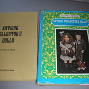 Antique Collector's Dolls Books Series one and Two