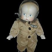Effanbee Skippy Aviator Bisque Doll