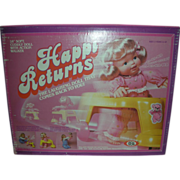 Vintage IDeal Doll Happi Happy Returns Doll NRFB Interactive Talking Toy