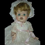 SALE Vintage Madame Alexander Kathy Baby Doll 1958