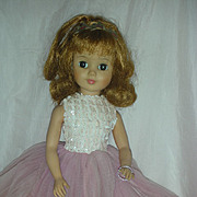 SALE Vintage Rare Madame Alexander vinyl Polly 1965 only