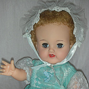 Vintage Ideal Betsy Wetsy Doll Vinyl Drink and Wet Doll