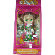 Blythe Fashion Doll with Color Change Eyes in Box