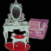 SALE Vintage Barbie Doll Susy Goose Vanity