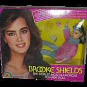 Vintage Brooke Shields Fashion Doll NRFB