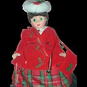 Madame Alexander Victorian Skater Cissette Doll
