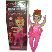 SOLD Vintage 1968 Mattel Dancerina Doll Mint in Box 24 Inch Battery Operated