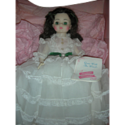 Vintage Madame Alexander Scarlett O'Hara Doll Mint in box Gone With the Wind