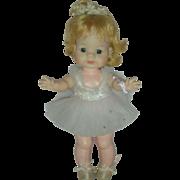 Vintage Madame Alexander Janie Ballerina Doll