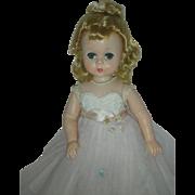 Vintage Madame Alexander Lissy Bridesmaid Doll 1956