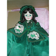 Vintage Madame Alexander Scarlett O'Hara Portrait Doll Mint in Box Gone With the Wind ...