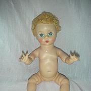 Vintage Madame Alexander Baby Genius Doll 8 inch
