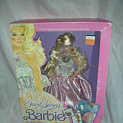 Vintage Superstart Jewel Secrets Barbie Doll NRFB