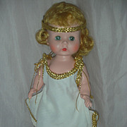 Vintage Early R&B Arranbee Littlest Angel 8 Inch Walker Doll Hard Plastic High Color