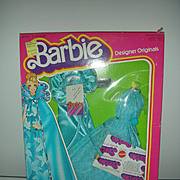 Vintage Superstar Barbie Doll The Royal Ball #2668 Designer Originals NRFB