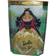 Barbie as Snow White Doll Never Removed from Box