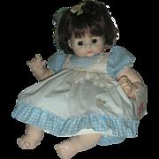 Large 24 inch Circa 1965 Madame Alexaner Pussycat Baby Doll