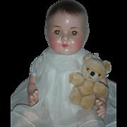 Vintage Madame Alexander Doll Dionne Quintuplet Marie Composition Baby Doll
