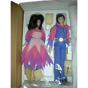 Vintage Donnie and Marie Osmond Dolls Mint in Box