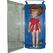 Vintage Deluxe Reading Penny Brite Doll Mint in Original Case