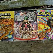 REDUCED Ringling Bros and Barnum & Bailey Circus Souvenir Program Magazine Bicentennial